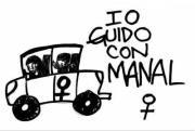 manal, io guido con manal, donne, diritti umani
